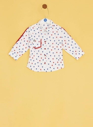 BG Baby Gömlek Renkli